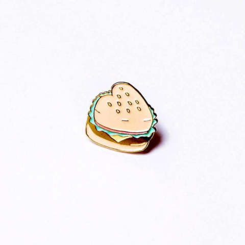 FAST FOOD PIN (pins)