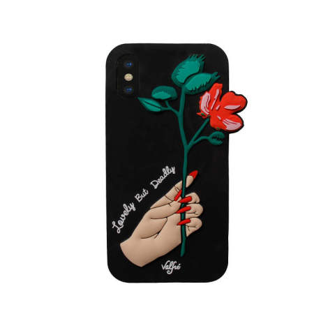 Lovely but Deadly 3D IPHONE CASE